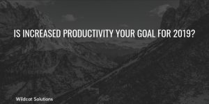 increase productivity in business