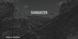 managing task lists in CRM