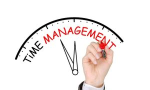 time management spend time managing your time