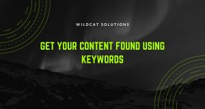 get your content found using keywords